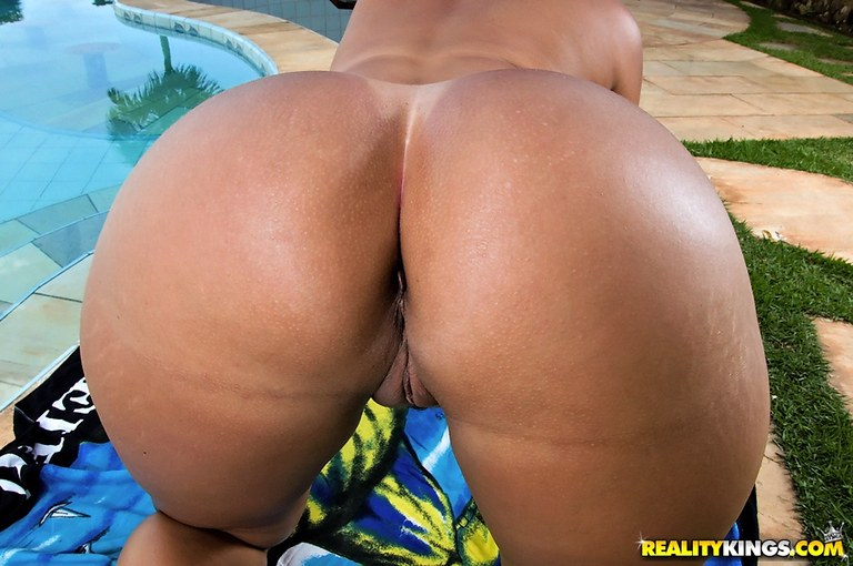 Big brazilian ass