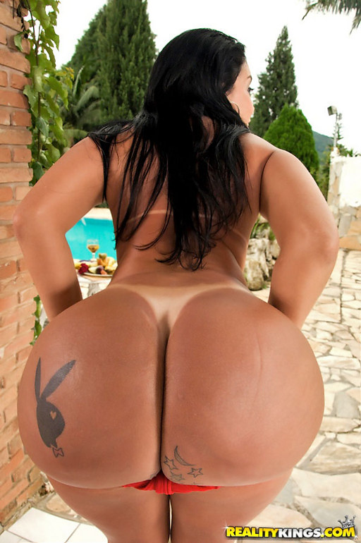 Big brazillian ass